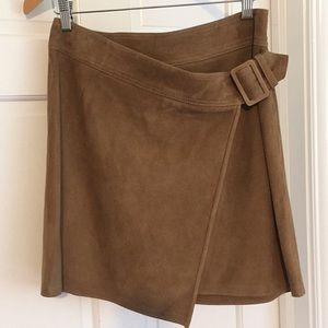 Vince Suede Skirt